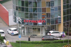 2004 Praha, Autocentrum Dojáček, Stopsol Silverlight Green