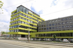 2016 Strava,  HOMOLA a.s. - Průmyslové centrum Ostrava
