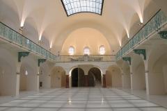 Oblastní galerie Liberec_1 - pochozí podlaha + světlík